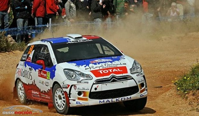 Rally de Portugal: Resumen WRC3