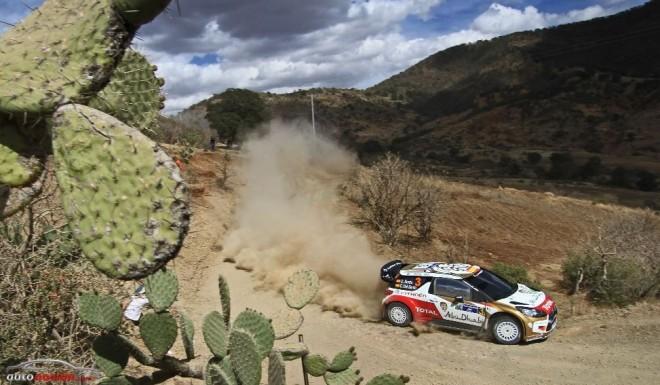 El Rallye de Argentina estará marcado por el regreso de Sébastien Loeb y Daniel Elena a bordo del DS3 WRC n°1