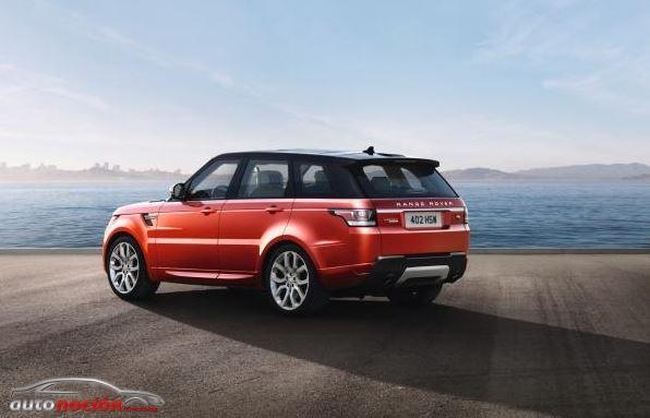 Ya tenemos los precios del Nuevo Range Rover Sport