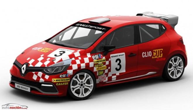 """Renault presenta una nueva manera de competir: la Clio Cup """"on line"""""""