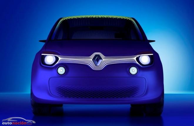 Renault presenta el nuevo concept car TWIN'Z