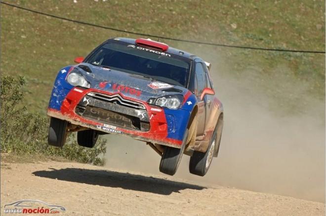 Robert Kubica se muestra satisfecho con su debut en el WRC2
