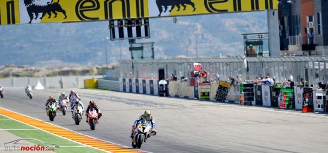 Superbike: Doblete para Chaz Davies en Aragón