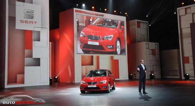 SEAT presenta el nuevo León SC en China y anuncia la producción del ST