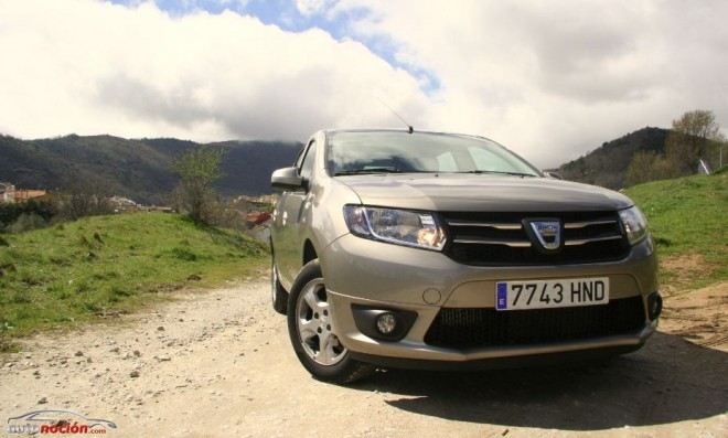 Prueba Dacia Sandero Laureate TCE 90: El auténtico low-cost