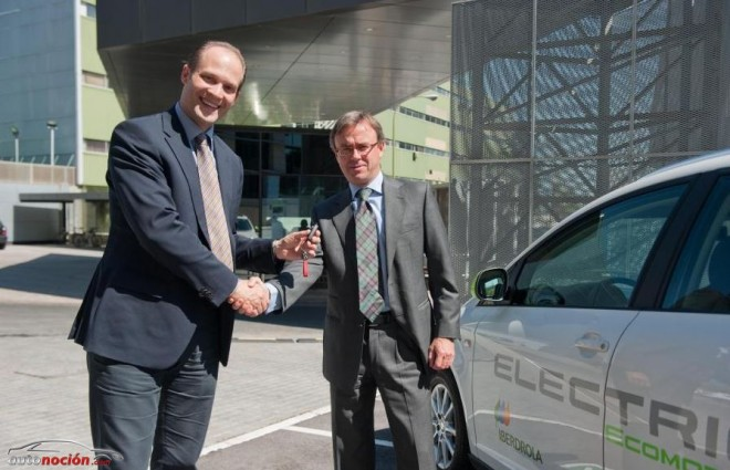 Iberdrola y SEAT firman un acuerdo de colaboración en materia de movilidad eléctrica