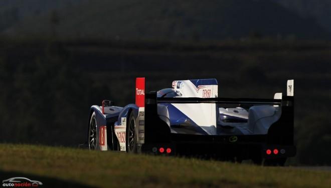 El TS030 HYBRID 2013 de Toyota Racing debutará en la 6 horas de Spa-Francorchamps