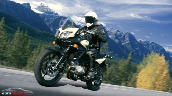 Suzuki V-STROM 650 ABS totalmente equipada a un precio muy especial