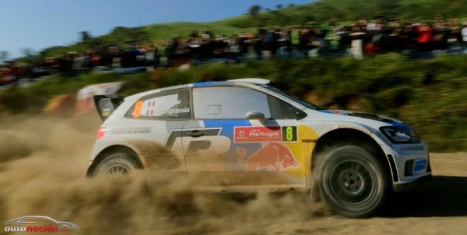 Victoria en el Algarve y dos pilotos de Volkswagen en el podio