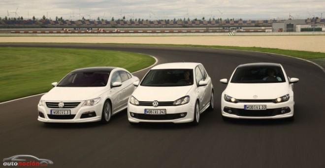 Buenas cifras de Volkswagen al comienzo de 2013