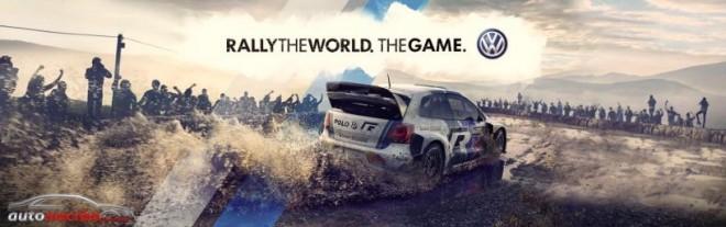 Volkswagen presenta un videojuego táctico de carreras.