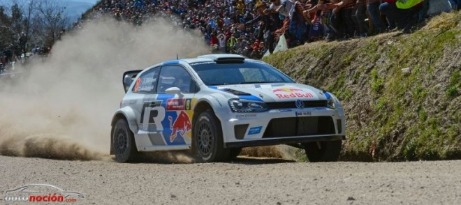 El debut de Mikkelsen en el Fafe Rally Sprint