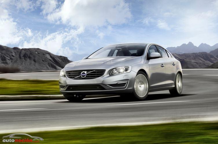 El nuevo Volvo S60, V60 y XC60 R-Design