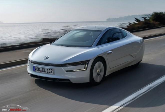 XL1: El coche del litro a los 100 km podría salir a la venta por unos 110.000 euros