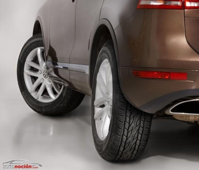 Continental nos presenta el nuevo ContiCrossContact LX 2: El neumático para SUV