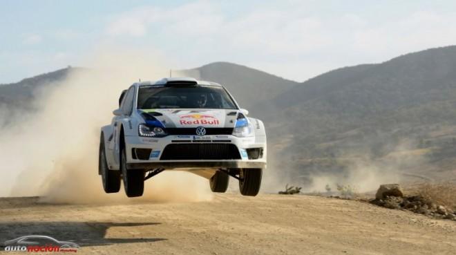 Sébastien Ogier no participará en el Rallye Sprint de Fafe por tener la gripe