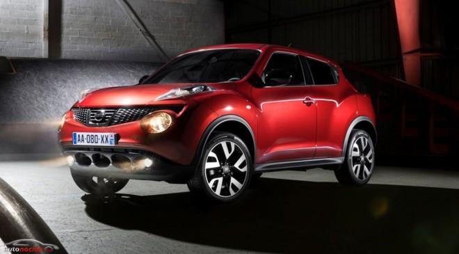 Nuevo Juke N-TEC: Toda la tecnología de Nissan desde 19.000 euros