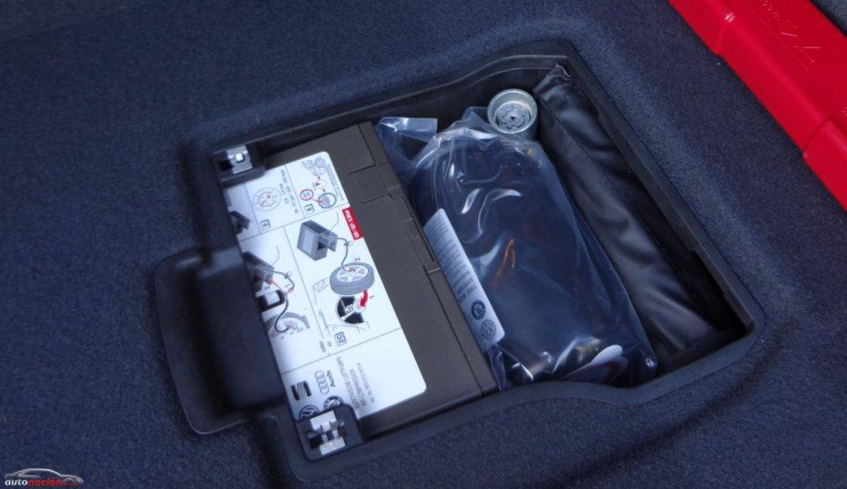 ¿Es útil un kit antipinchazos? Tras leer esto probablemente optes por la rueda de repuesto…