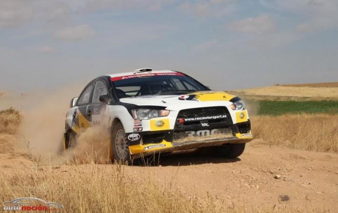 El Campeonato de Rallyes de Tierra y la Mitsubishi Evo Cup se ponen en marcha