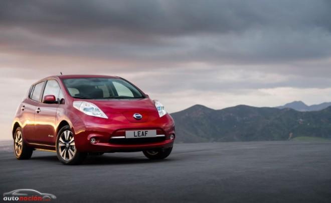 Nissan nos muestra la nueva generación del Nissan LEAF totalmente eléctrico