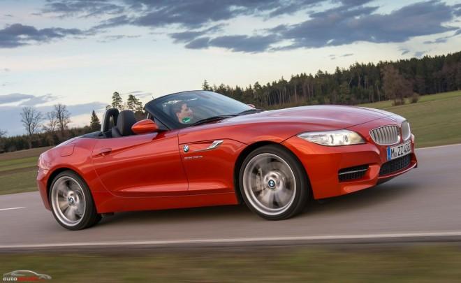 Nuevo BMW Z4, una apuesta fuerte para reavivar el concepto clásico de los biplaza descapotables