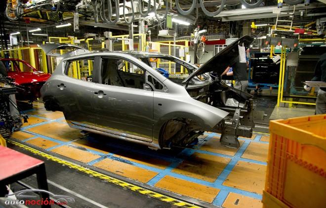 Nissan obtiene un beneficio neto de 342.400 millones de Yenes en 2012