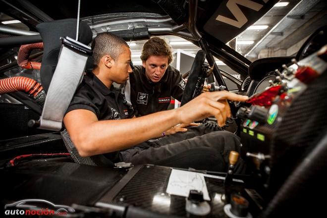 Los nuevos pilotos de Nissan para Le Mans