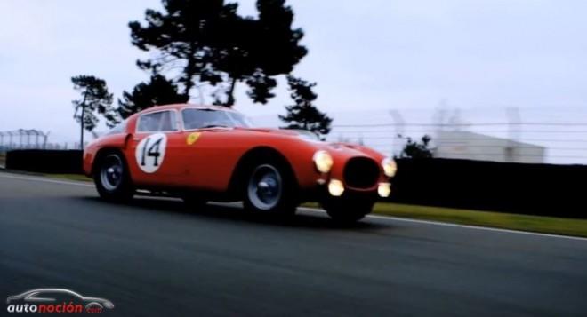 Ferrari 340/375 MM Berlinetta Competizione subastado por casi 10 millones de euros