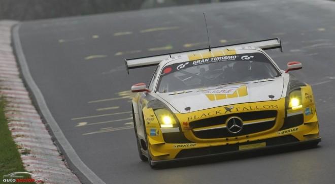 Nada menos que 4.000 neumáticos Dunlop para las 24H de Nürburgring