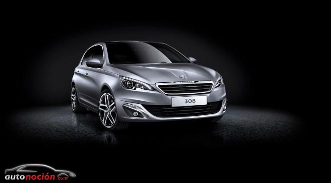 Novedad: Peugeot nos muestra su nuevo 308
