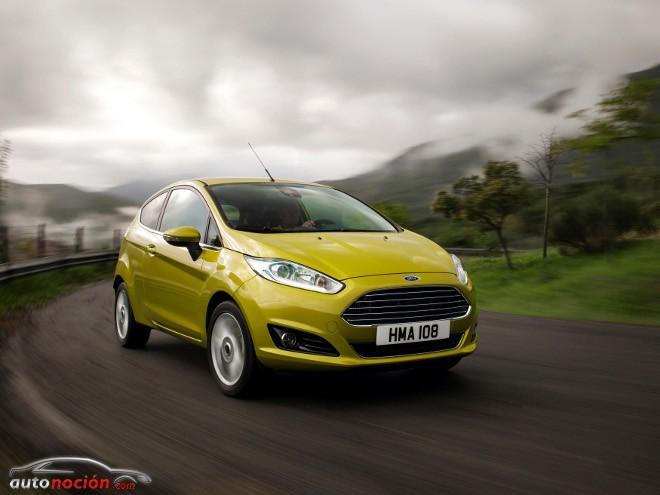 Ford Fiesta el más vendido en Europa