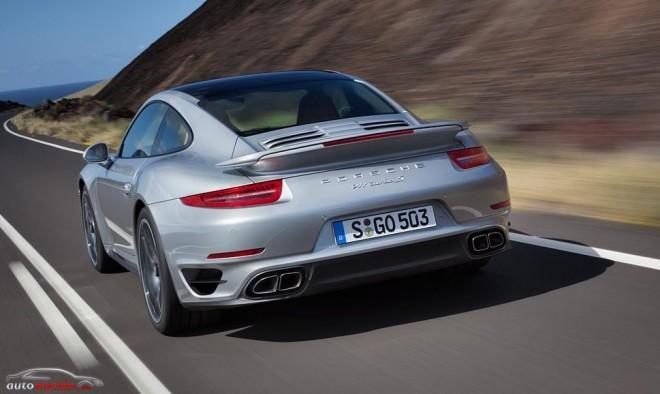 Nuevos Porsche 911 Turbo y 911 Turbo S: Más tecnología para el icono de Stuttgart