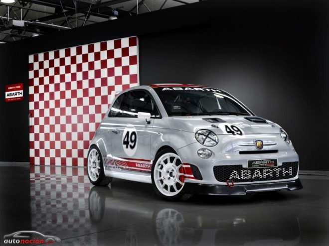 Abarth presenta: Make It Your Race 2013