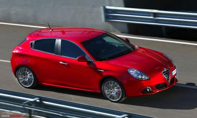 Alfa Romeo Romeo Giulietta en la película 'Fast & Furious 6'