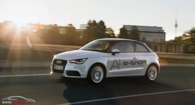 Los futuros Audi e-tron y g-tron: Un vistazo a las nuevas tecnologías