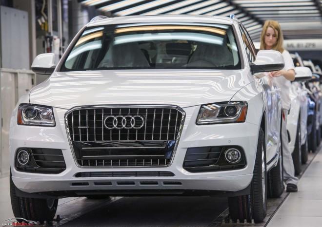 Audi invertirá 11.000 millones de euros para la modernización de plantas y el desarrollo de nuevos vehículos