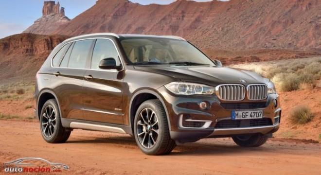 La tercera generación del BMW X5