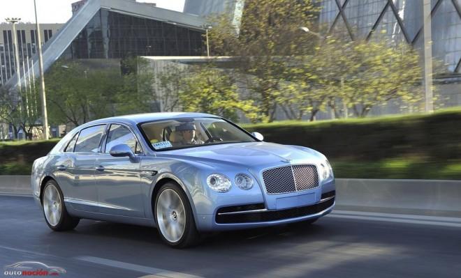 Bentley presenta el nuevo Flying Spur en España