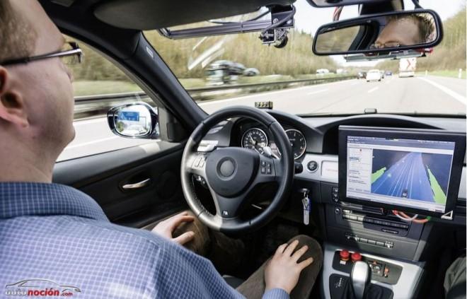 Bosch realiza tests de conducción automática en tráfico real por carretera