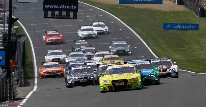 BMW ha ganado el Campeonato de marcas del DTM 2013