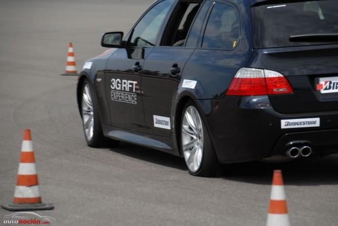 Los neumáticos Run Flat ya pueden competir con los neumáticos convencionales