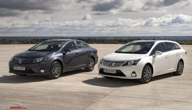 Nueva campaña de Toyota con más equipamiento para sus modelos