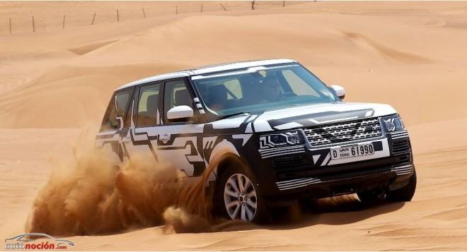 Jaguar Land Rover abre un nuevo centro de pruebas en Dubai para condiciones extremas