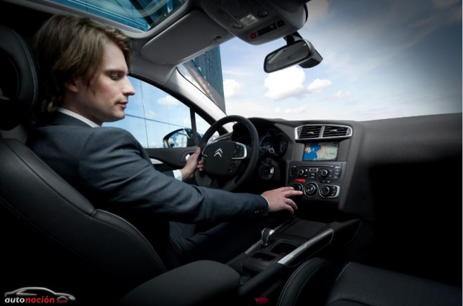 En verano, fresquito con Citroën