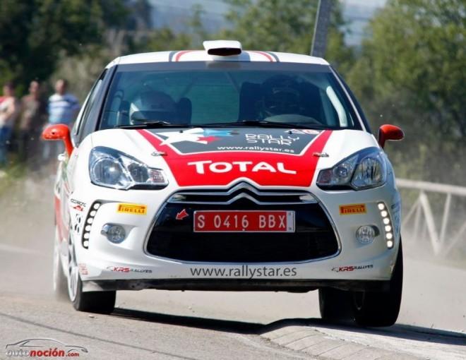 Aprende a ser un Rallystar con el Citroën DS3