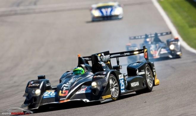Las seis primeras posiciones de la LMP2 en las 6 Horas de Spa equipan motores Nissan
