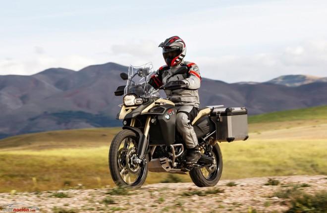BMW F 800 GS Adventure: La vuelta de tuerca a las motos enduro