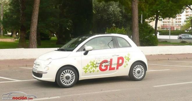 Fiat da a conocer su gama GLP de la mano de Repsol