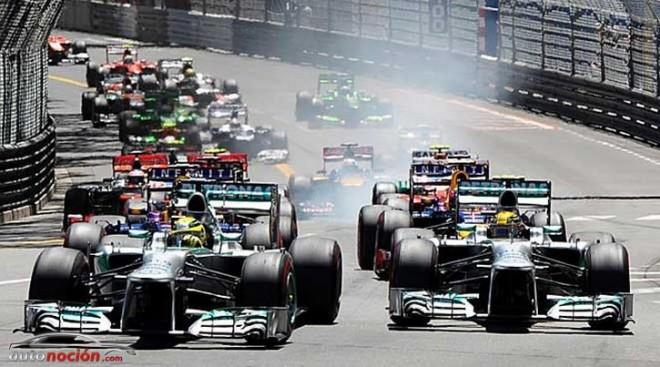 GP Mónaco: Rosberg vence de paseo y Vettel se distancia