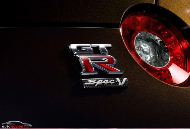 Nissan GT-R SpecV: Un vehículo de competición con apariencia de coche de calle